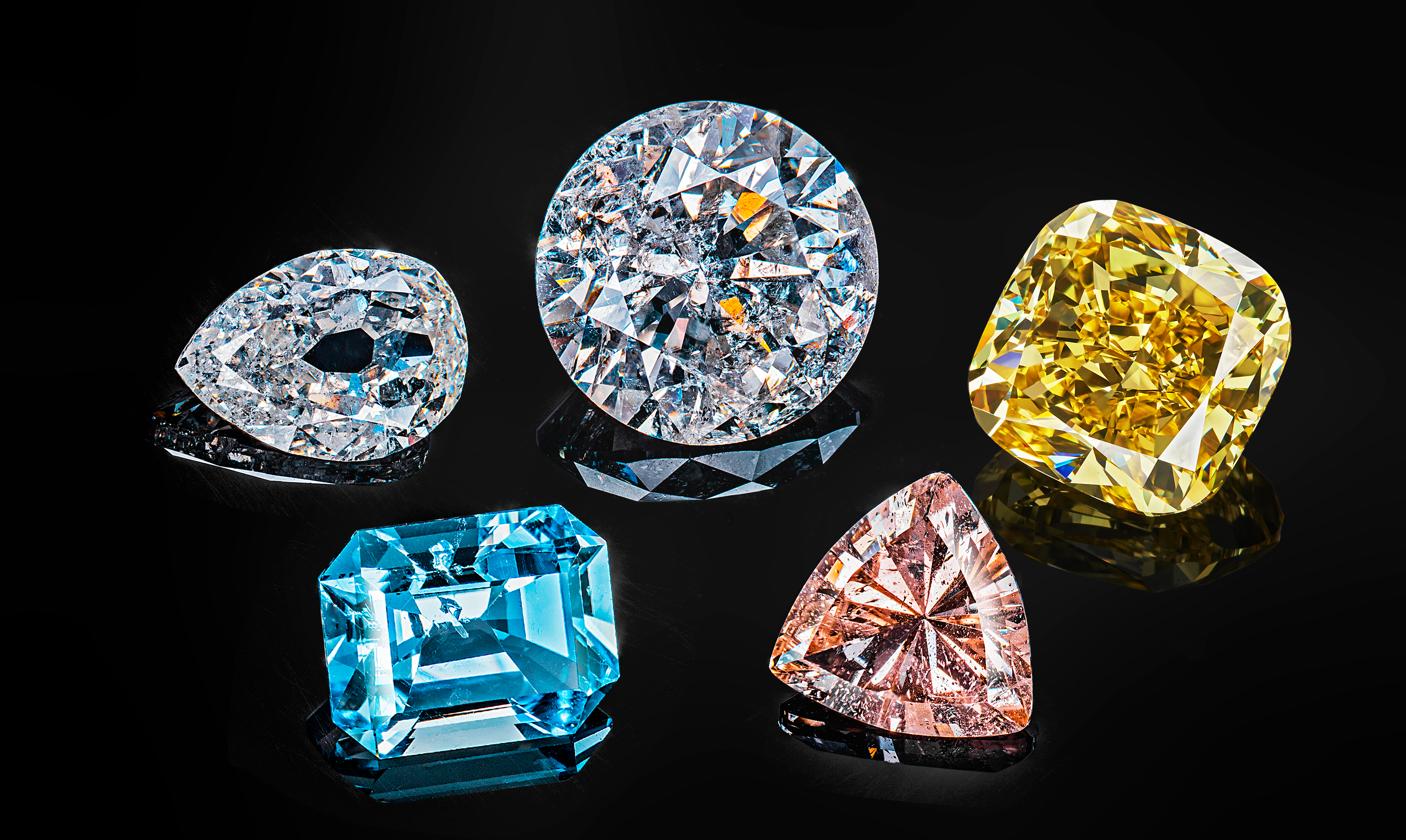 Lab-grown diamonds almost impossible to differentiate from